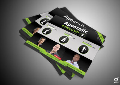 Apostolic download