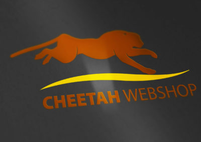 Cheetah Webshop Logo