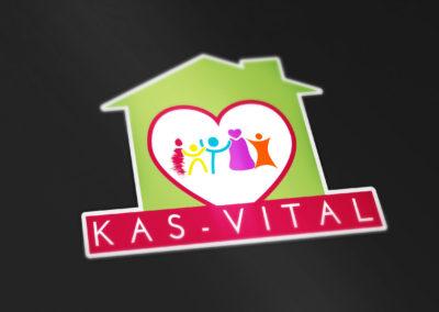 Kas-vital logo