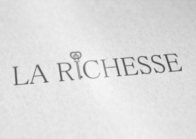 La Richesse logo