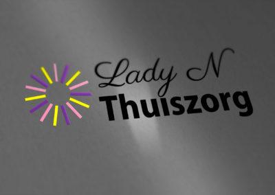 Lady N Thuiszorg logo