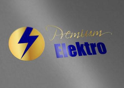 Premium Elektro logo