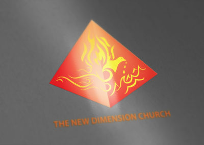The New Dimension logo