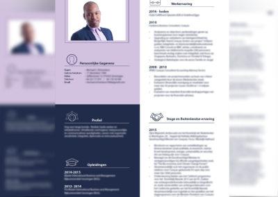 4GArt CV design promo