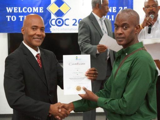Curaçao Open Challenge 2017