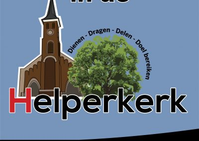 Helperkerk A0 poster endproject