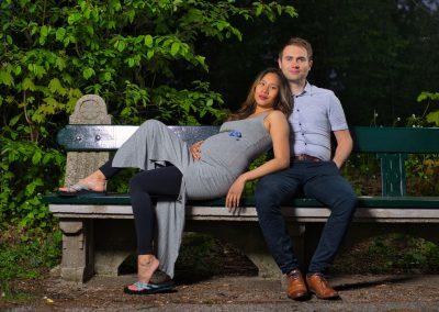 Couple pregnancy photoshoot